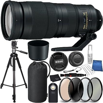 Nikon Af S Nikkor 200 500 Mm F Kamera