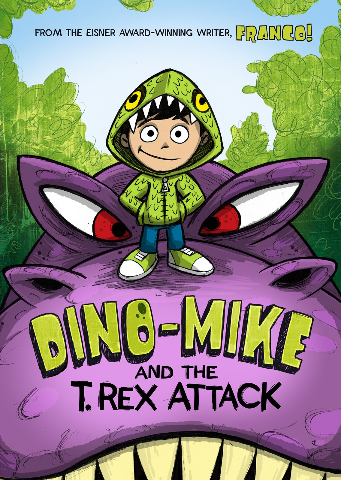 Download Dino-Mike and the T. Rex Attack PDF