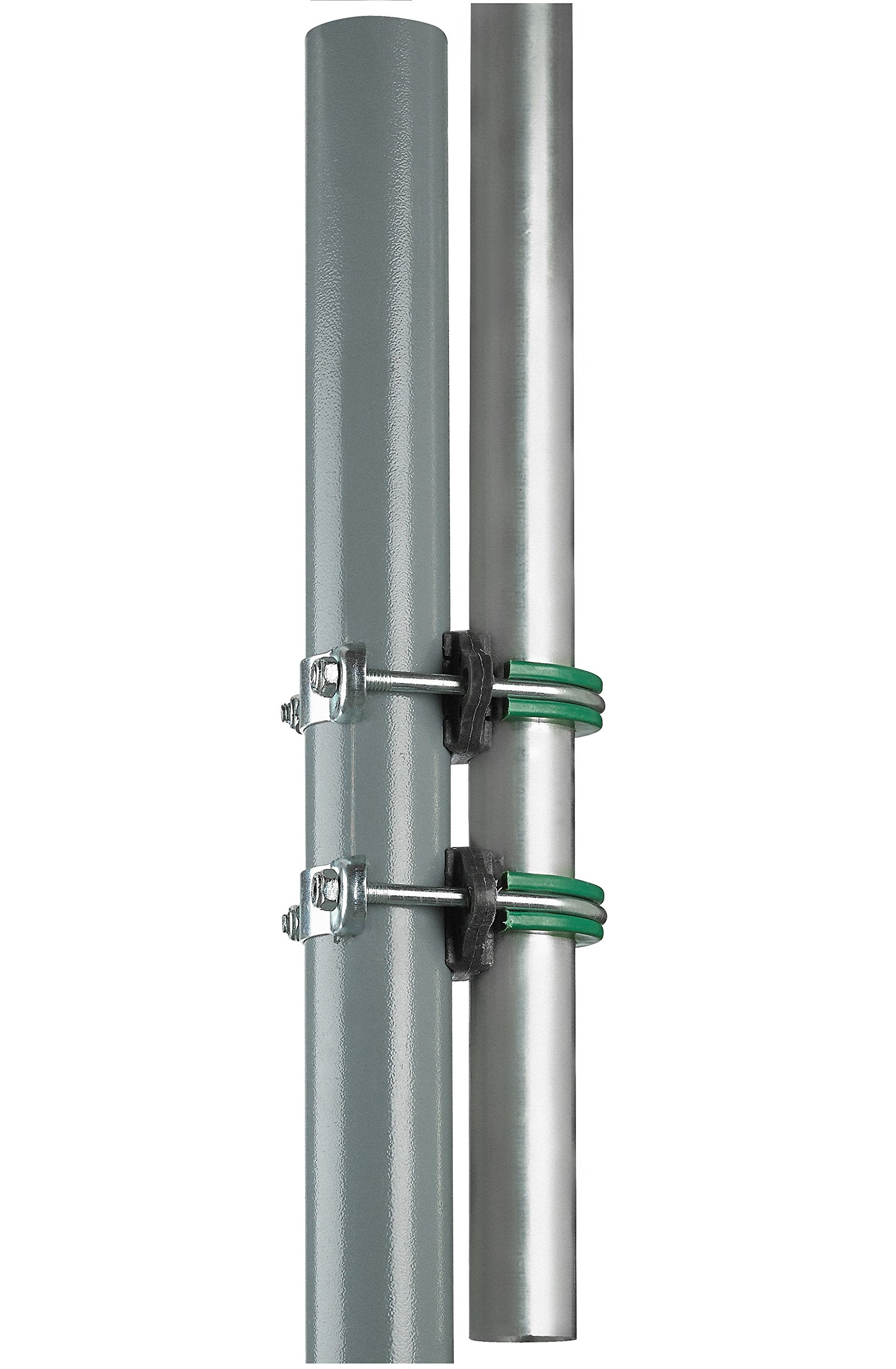 Trampoline Replacement Enclosure Poles & Hardware, Set of 8 (Net Sold Separately) by Upper Bounce (Image #5)