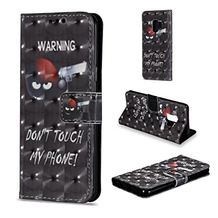 flip stand touch case samsung s9 plus