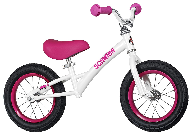 S7130 Multiple Colors Pacific Cycle Inc 12 Wheels Schwinn Skip 3 Kids Balance Bike