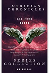 The Meridian Chronicles: Series Collection Books 1-4 Kindle Edition