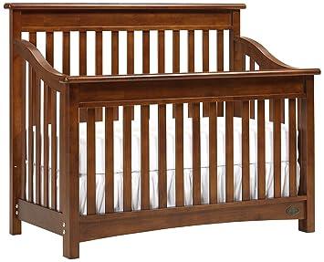 Bonavita Peyton Lifestyle Crib, Chestnut