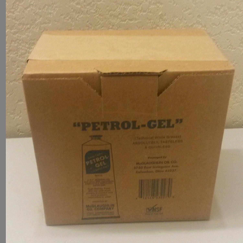 Petrol-Gel Lubricant, 12pk, 4oz