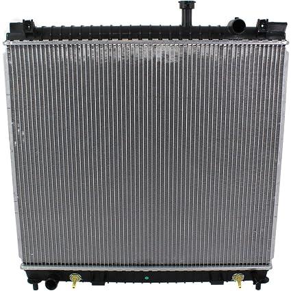 Evan-Fischer EVA27672032032 Radiator for NISSAN ARMADA 04-15 TITAN 04-14 QX56