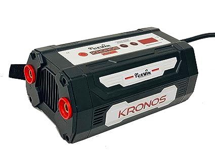 Cevik 1 Soldador Inverter Kronos 155, Negro