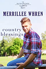 Country Blessings (Dalton Brothers Book 2) Kindle Edition