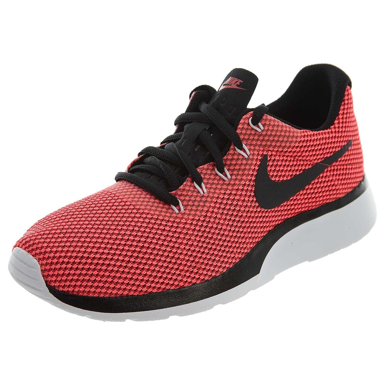 NIKE Women's Tanjun Running Shoes B071YTP9KK 8 B(M) US|Tropical Pink Black Pink White