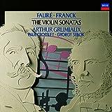 Fauré: Violin Sonata in E minor / Franck: Violin Sonata in A etc.