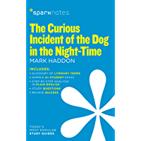 The Curious Incident of the Dog in the Night-Time (SparkNotes Literature Guide) (SparkNotes Literature Guide Series Book…
