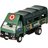 Centy Toys Army Truck DCM, Multi Color