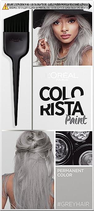 23 opinioni per L'Oréal Paris Colorista Paint, Colorazione Permanente, Grigio (Grey)