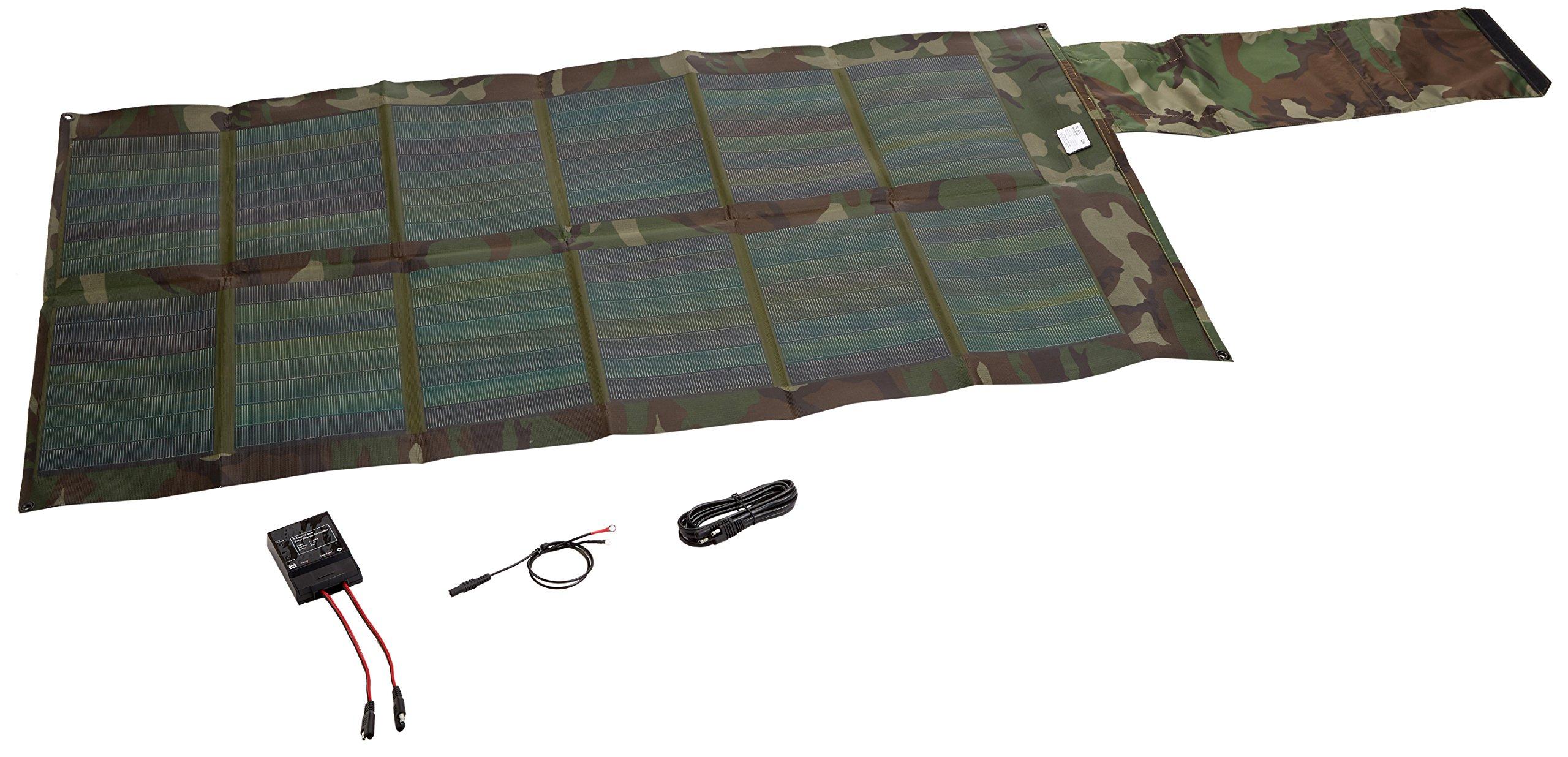 Sunlinq 22042S Solar Battery Charger, 42 Watt, 12V