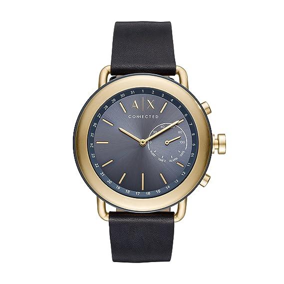 6e682368faf7 Armani Exchange AXT1023 - Reloj inteligente híbrido para hombre ...