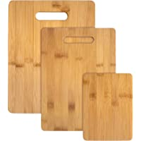 Totally Bamboo, Tabla de Cortar 20-7930, 3 Piezas