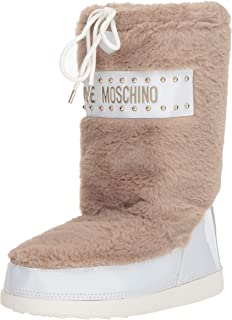 d052d4306 Love Moschino San. Lod. Gomma30 Elastico, Sandales Bout Ouvert Femme ...