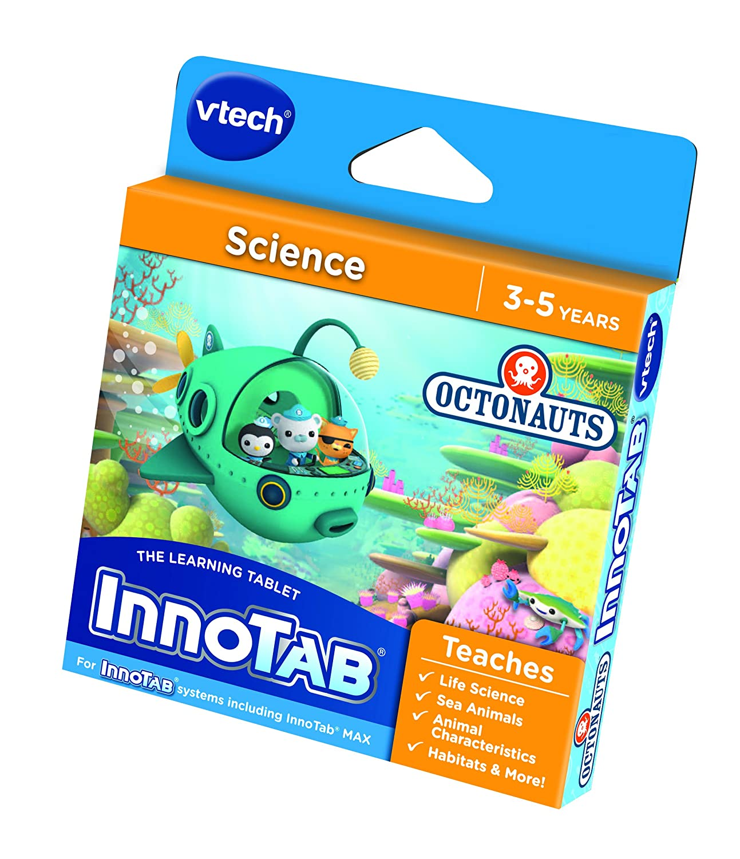 VTech Innotab Software Octonauts 234003 Water Animals