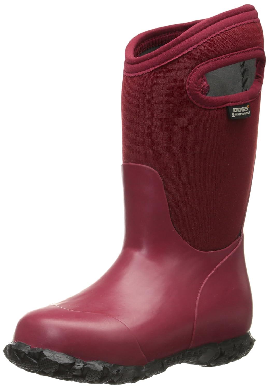 Bogs Kids' Durham Solid-K Rain Boot Durham Solid - K