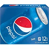 Pepsi cola, 355 mL Cans, 12 Pack