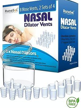 Runesol Dilatador Nasal - Antironquidos Nasal Dejar De Roncar ...