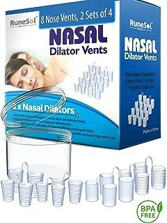 Runesol Dilatador Nasal - Antironquidos Nasal Dejar De Roncar - Dilatadores Nasales anti ronquido soluciones -