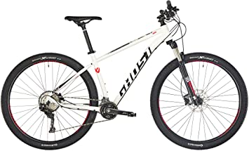 Ghost Kato 7.9 Mountain Bike, Color Star White/Night Black/Fiery ...