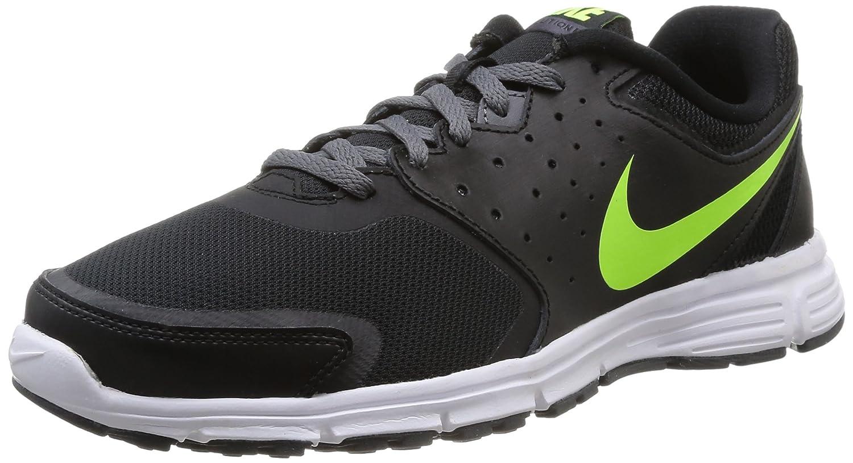 Nike Revolution Eu, Herren Gymnastikschuhe  47.5 EU|Black/Volt-dark Grey