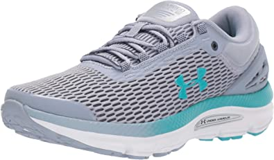 Under Armour Charged Intake 3, Chaussures de Running Compétition Femme