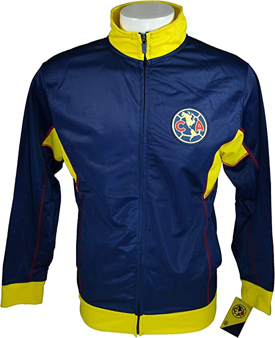 Club America Official License Soccer Track Jacket Football Merchandise Adult Size 021