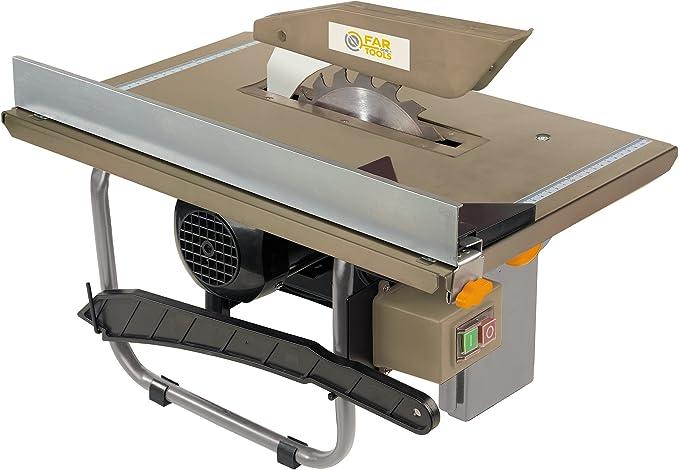 TS 600B Sierra de mesa Potencia 600 W, Diámetro 200 MM, Numero de ...