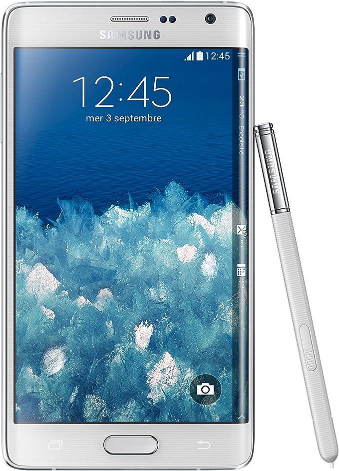 Samsung Galaxy Note EDGE - Smartphone libre Android (pantalla 5.6 ...