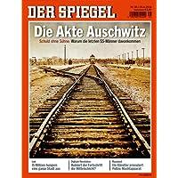 DER SPIEGEL 35/2014: Die Akte Auschwitz