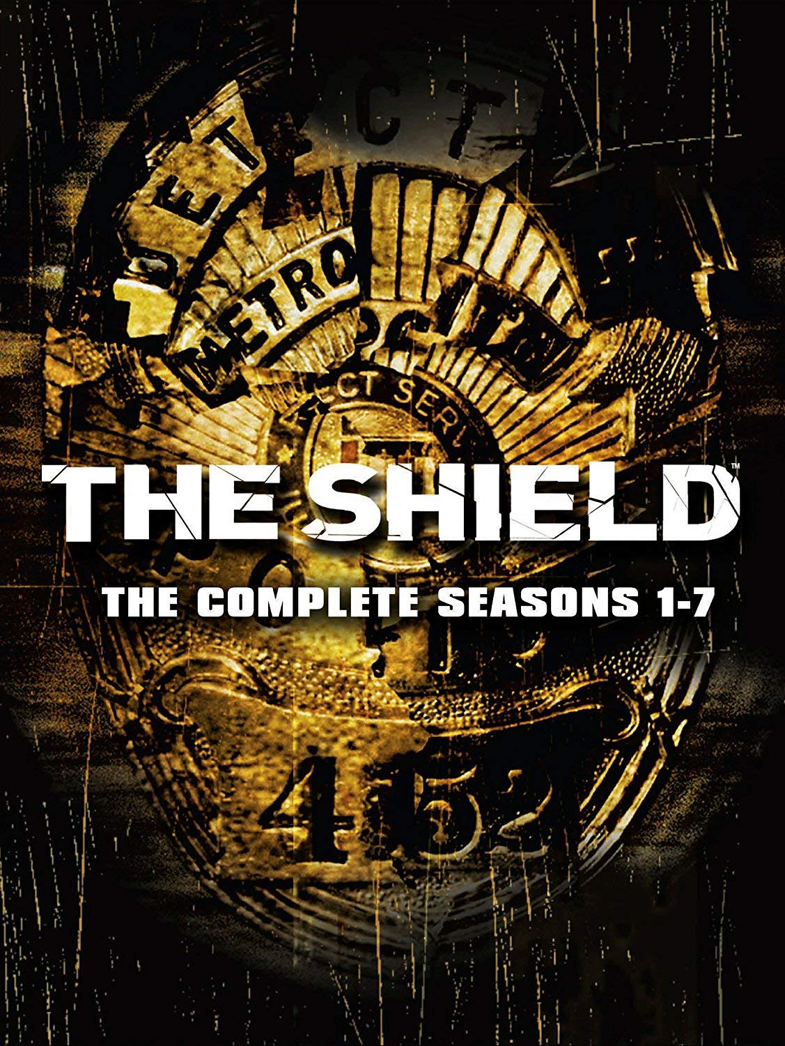 Shield, the - Season 1 / Shield, the - Season 2 / Shield, the - Season 3 / Shield, the - Season 4 / Shield, the - Season 5 / Shield, the - Season 6 / Shield, the - Season 7 - Set