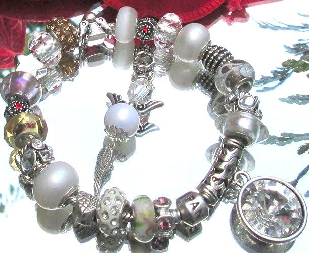 original pandora armband mit beads