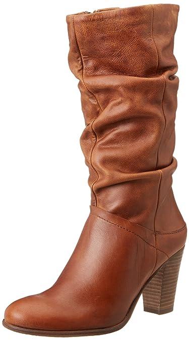 98ff8b656a6 Steve Madden Lorreta Slouch Boot  Amazon.fr  Chaussures et Sacs