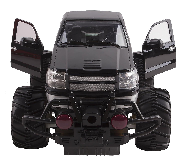 bigfoot beast rc monster truck remote control doors
