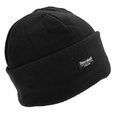 0f2d11dbd Floso® Ladies/Womens Polar Fleece Thermal Thinsulate Winter/Ski Hat (3M 40g)