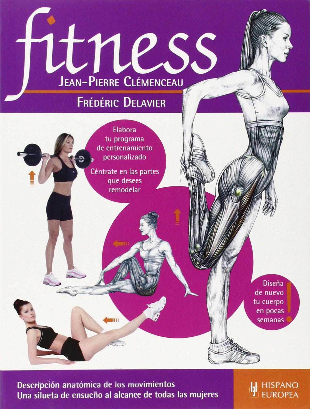 Buy Fitness: Descripcion Anatomica De Los Movimientos, Una Silueta ...