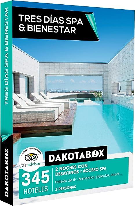 Smartbox DAKOTABOX - Caja Regalo - Tres DIAS SPA & Bienestar - 345 ...