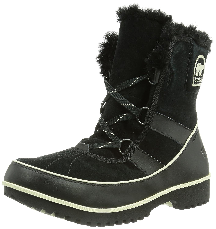 Amazon | Womens Sorel Tivoli II Fur Lined Lace Up Rain Winter Snow Mid  Calf Boots | Snow Boots