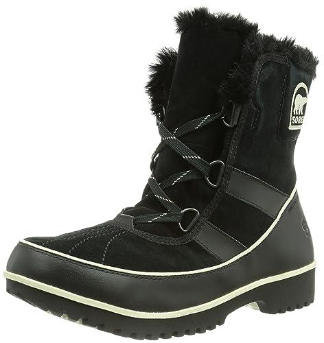 Sorel Tivoli II, Women Snow Boots, Black (Black 010), 3 UK