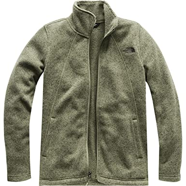 60108733d844 The North Face Women s Crescent Full Zip - Four Leaf Clover Heather - XS
