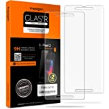 Spigen Tempered Glass Screen Protector for Google Pixel 2 (2017) [ Case Friendly ] (2 Pack) - F16GL22710