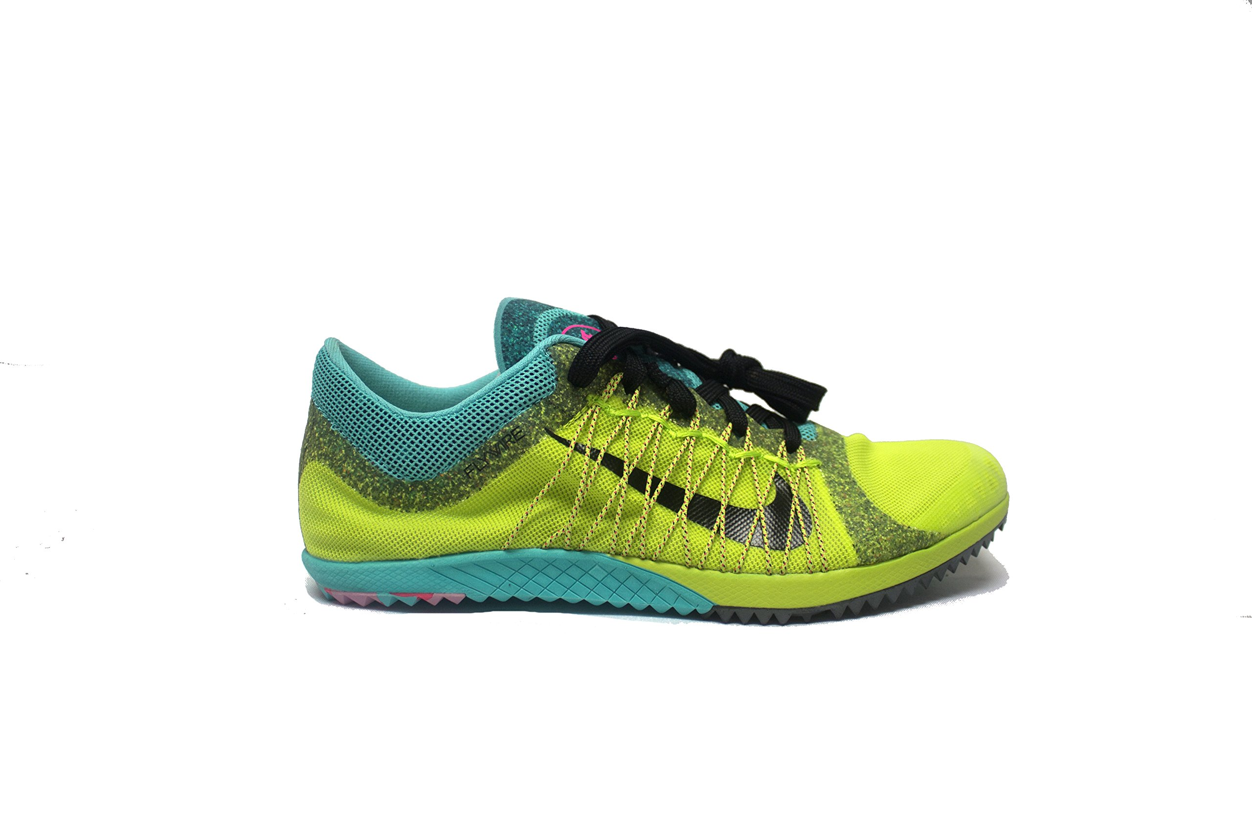 the latest 559bb d6482 Galleon - NIKE Zoom Victory XC 3 Unisex Cross Country Spikes (5.5, Fierce  Green Black-Hyper Jade)
