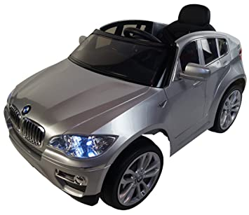 bmw x6 style premium ride on electric toy car for kids 12v battery powered