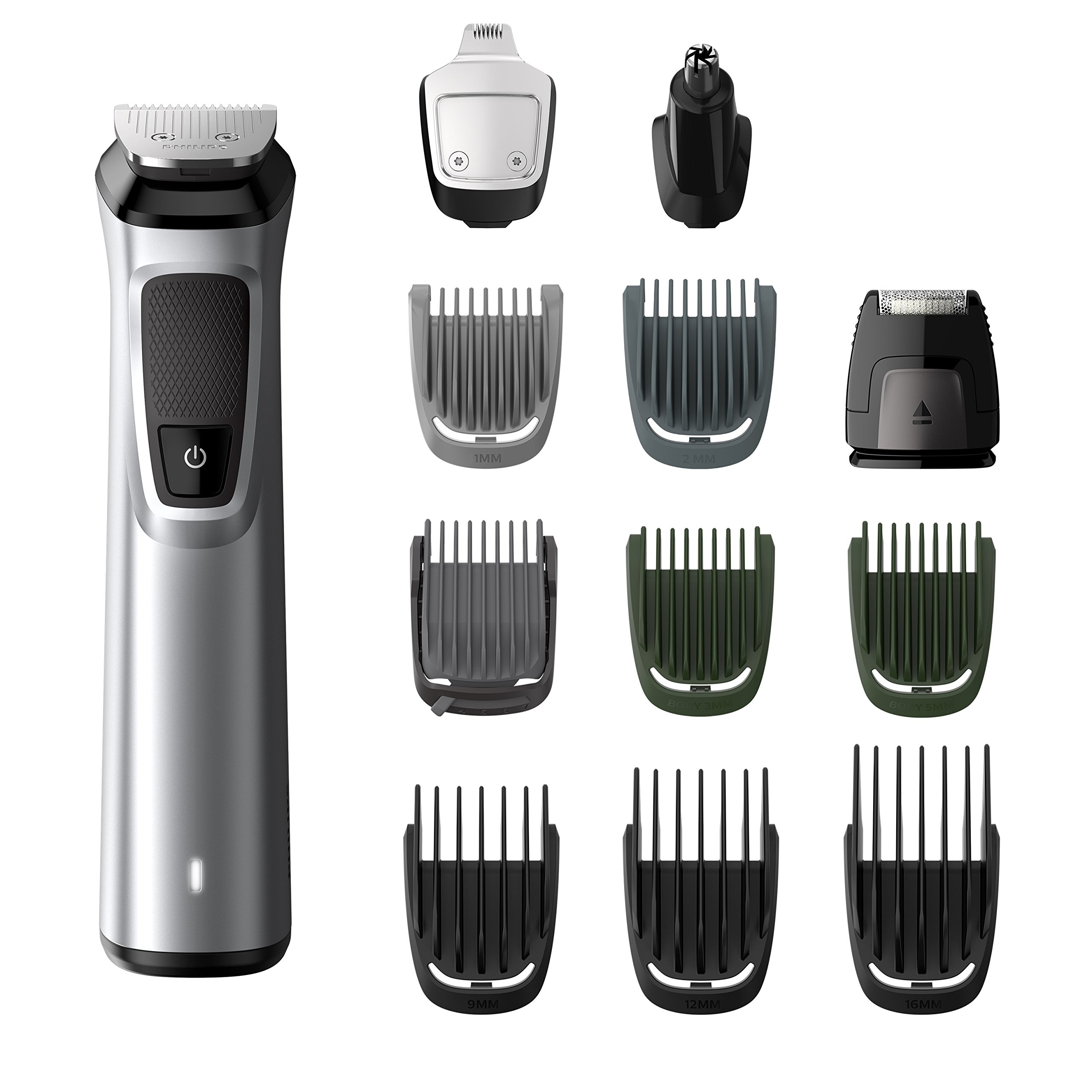 Philips MG7710 MultiGroom Series 7000 Multi Styles Accessories Precision by PHILIPS
