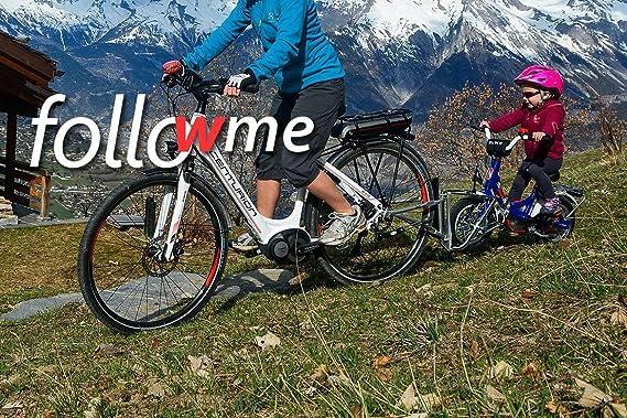 FollowMe - Remolque para Bicicletas.