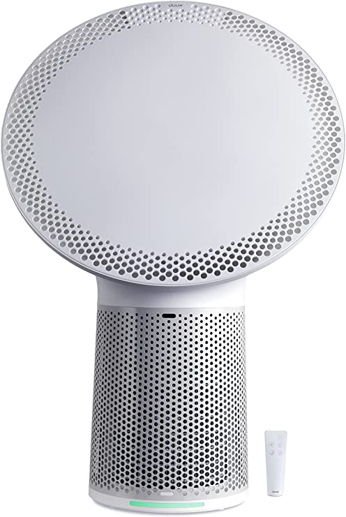 Duux Solair - Purificador de aire (270 m³/h, 40 m², 40 dB, 100 m³, 5 h, 1,5 m): Amazon.es: Hogar