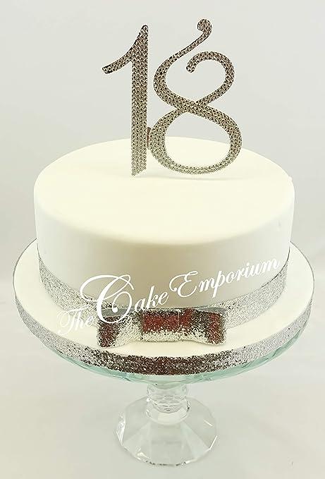 Eine Fee Kuchen 18 Geburtstag Kuchen Mit Einem Ballon