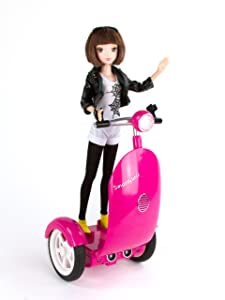 SmartGurlz Jun Doll with Siggy Coding Toys-- Coding for Beginners Coding Doll-- Fun to Learn STEM Educator-- Shark Tank Doll Teaching Coding for Girls- Kids